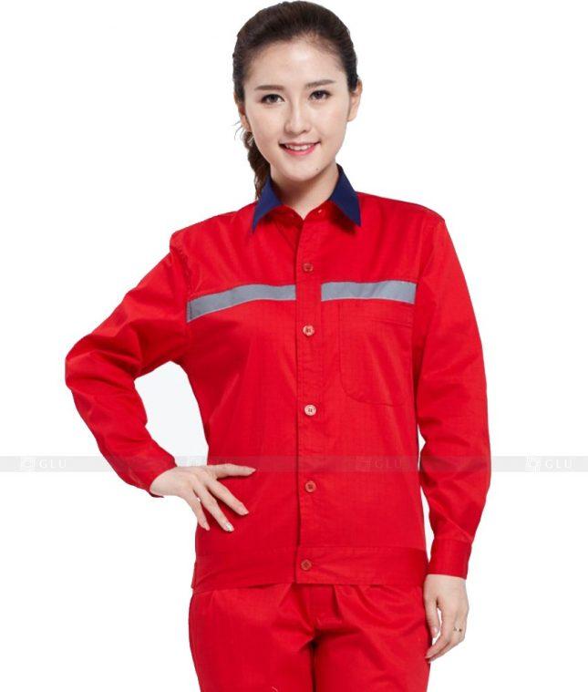 Dong phuc cong nhan GLU CN911 đồng phục công nhân kĩ thuật