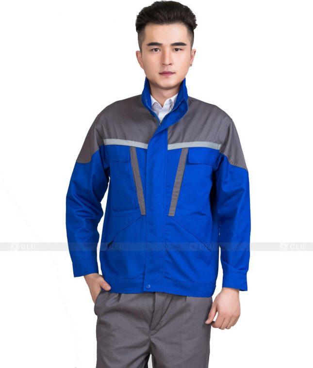 Dong phuc cong nhan GLU CN913 đồng phục công nhân kĩ thuật