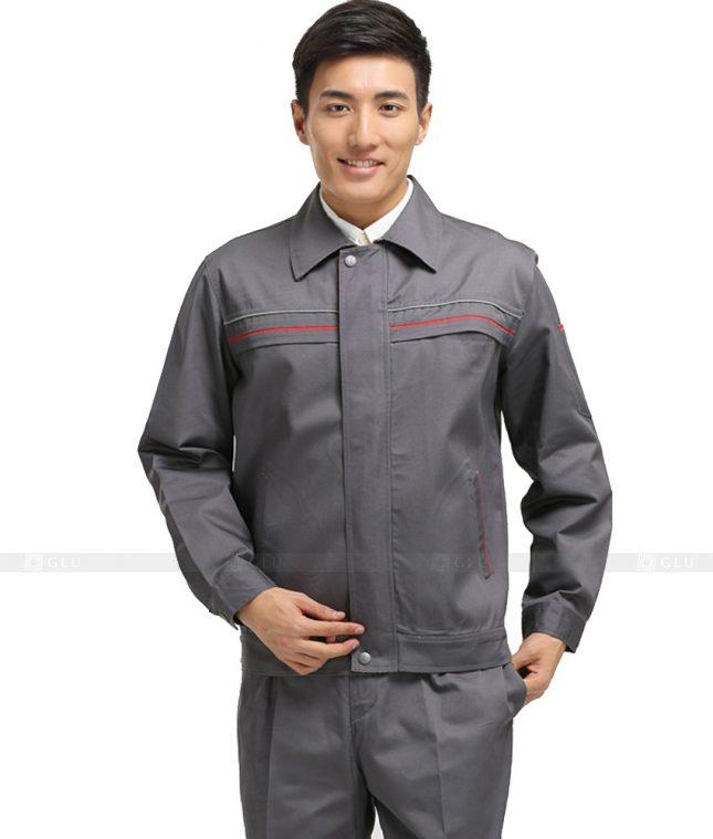 Dong phuc cong nhan GLU CN914 đồng phục công nhân kĩ thuật