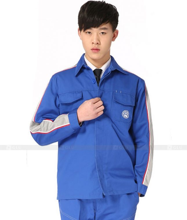 Dong phuc cong nhan GLU CN915 đồng phục công nhân kĩ thuật