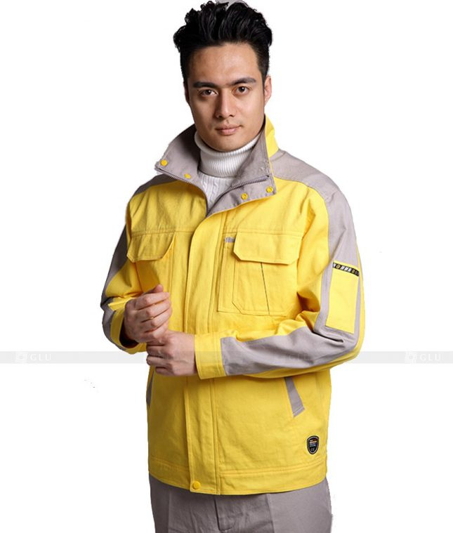 Dong phuc cong nhan GLU CN917 đồng phục công nhân kĩ thuật