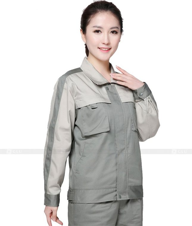 Dong phuc cong nhan GLU CN922 đồng phục công nhân kĩ thuật