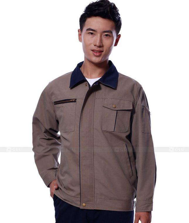 Dong phuc cong nhan GLU CN923 đồng phục công nhân kĩ thuật