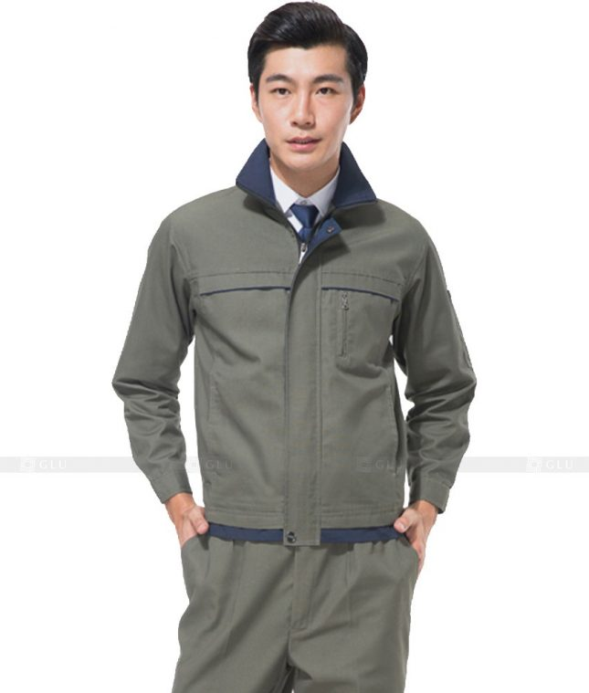 Dong phuc cong nhan GLU CN924 đồng phục công nhân kĩ thuật