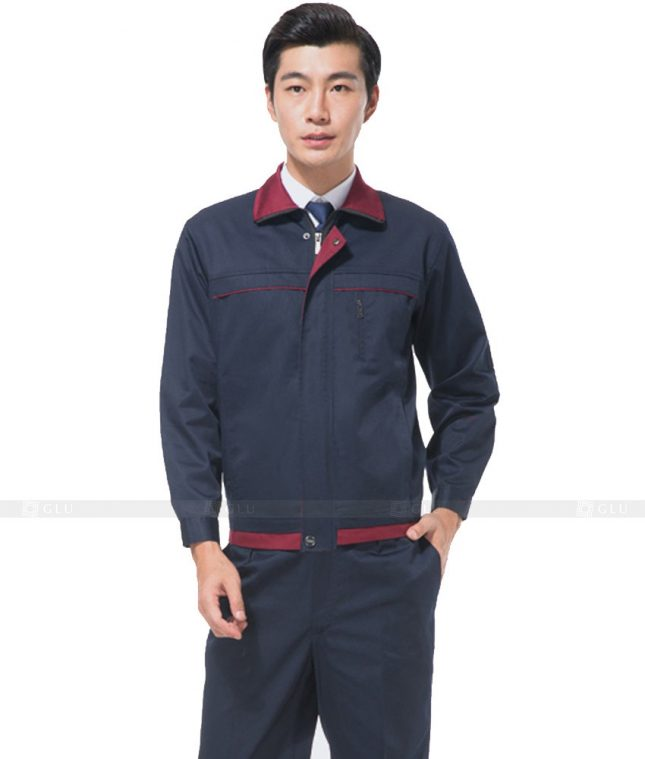 Dong phuc cong nhan GLU CN925 đồng phục công nhân kĩ thuật
