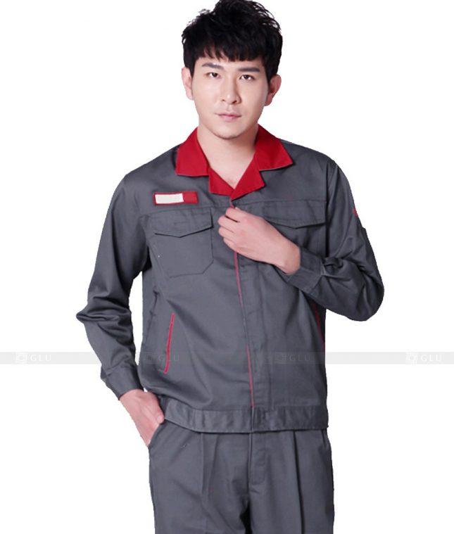 Dong phuc cong nhan GLU CN926 đồng phục công nhân kĩ thuật