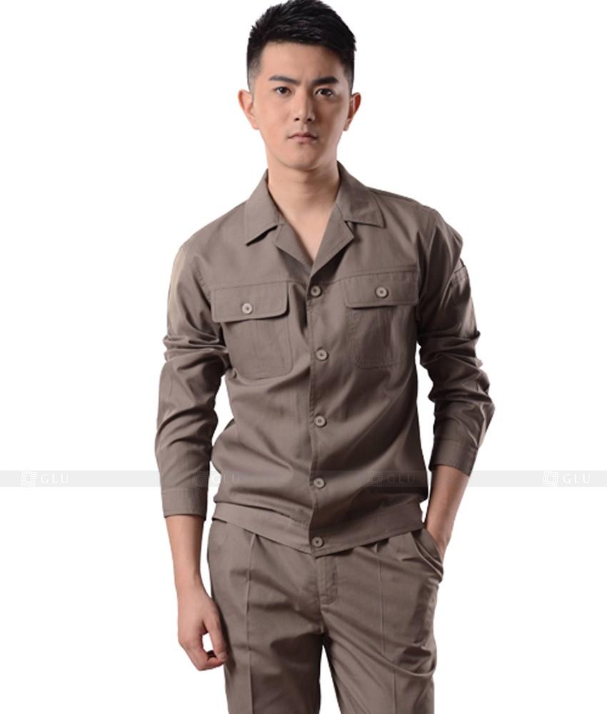 Dong phuc cong nhan GLU CN936
