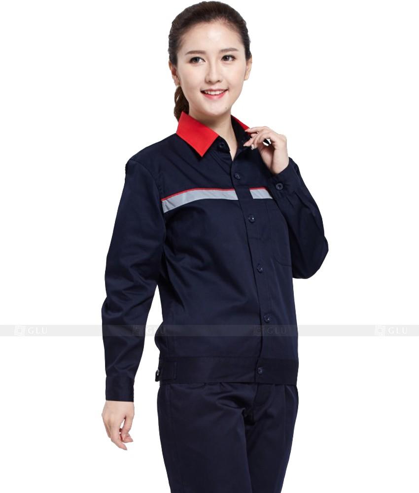 Dong phuc cong nhan GLU CN939