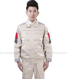 Dong phuc cong nhan GLU CN946 Quần Áo Đồng Phục Công Nhân
