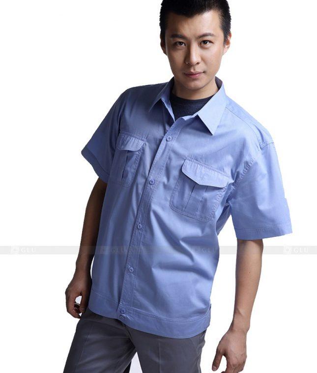 Dong phuc cong nhan GLU CN952 đồng phục công nhân kĩ thuật