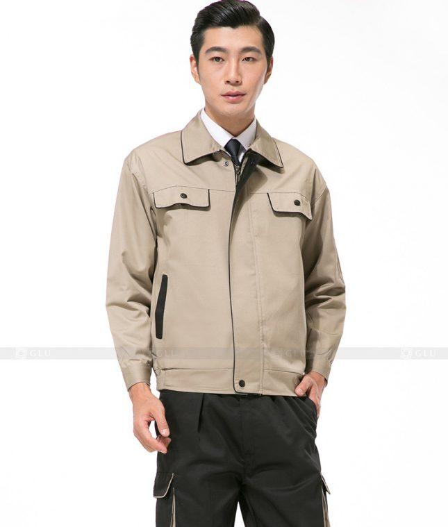 Dong phuc cong nhan GLU CN954 đồng phục công nhân kĩ thuật