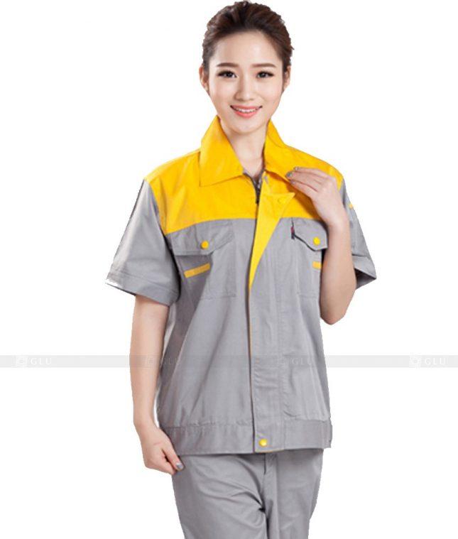 Dong phuc cong nhan GLU CN955 đồng phục công nhân kĩ thuật