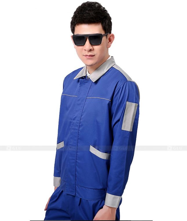 Dong phuc cong nhan GLU CN956 đồng phục công nhân kĩ thuật