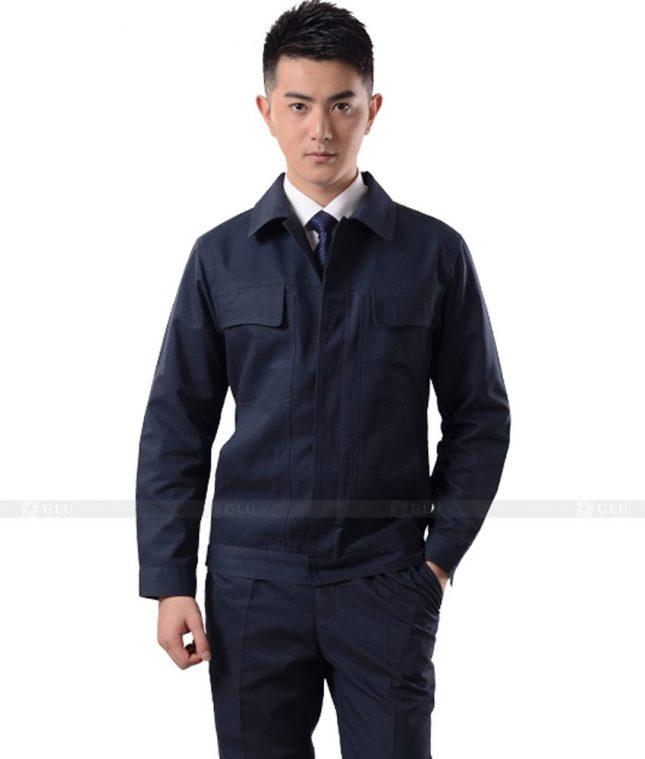 Dong phuc cong nhan GLU CN958 đồng phục công nhân kĩ thuật