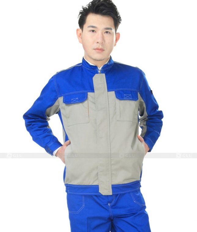 Dong phuc cong nhan GLU CN959 đồng phục công nhân kĩ thuật