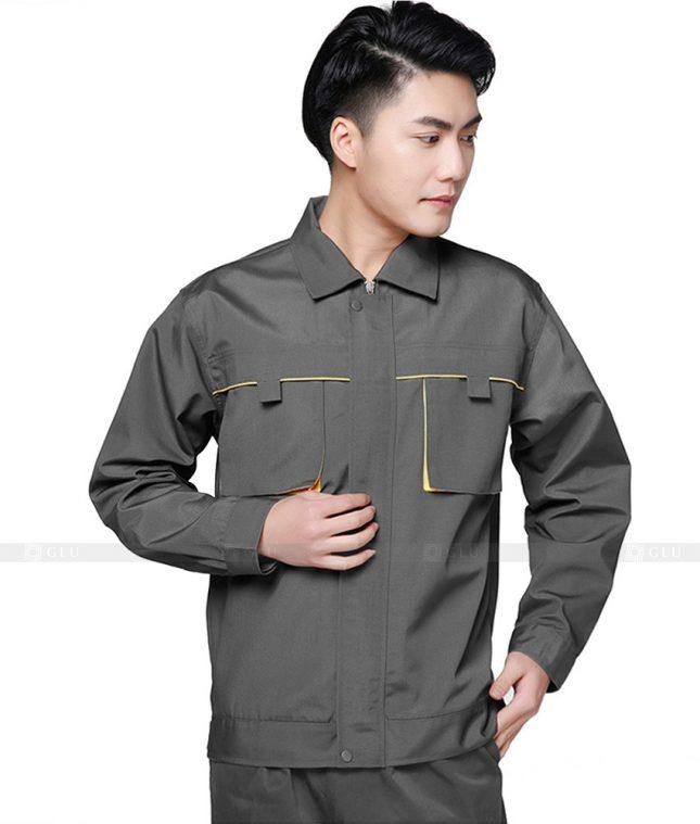 Dong phuc cong nhan GLU CN963 đồng phục công nhân kĩ thuật