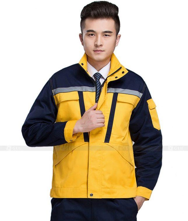 Dong phuc cong nhan GLU CN968 đồng phục công nhân kĩ thuật