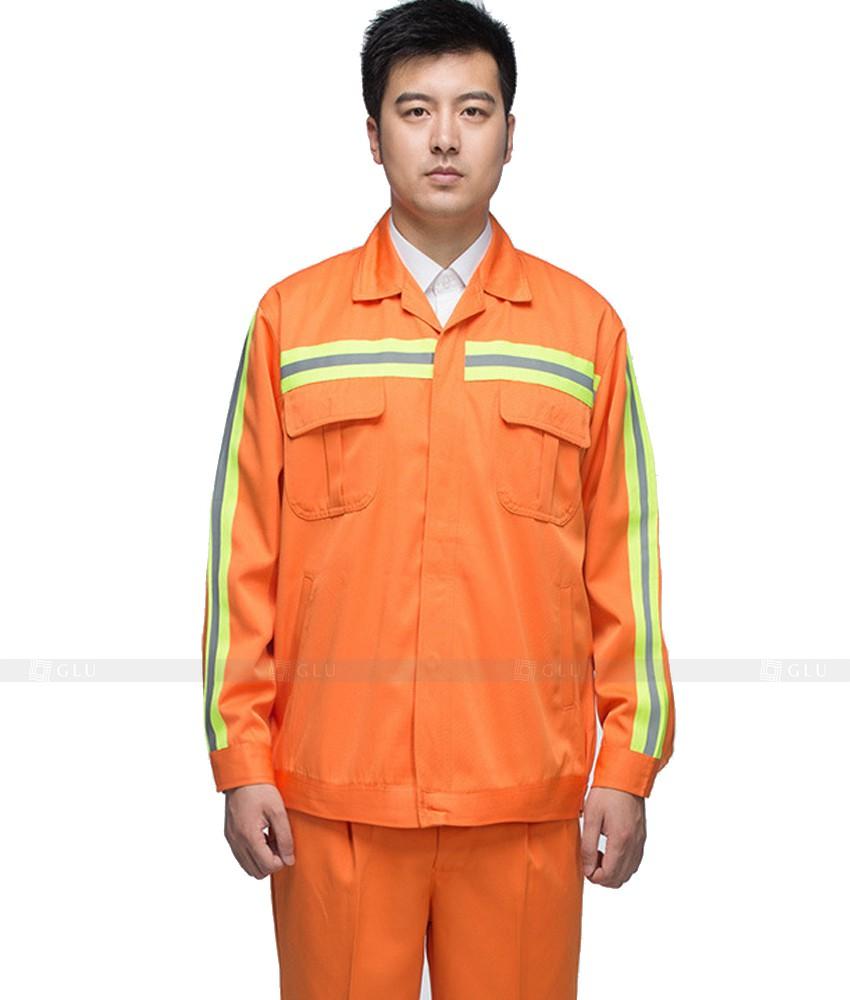 Dong phuc cong nhan GLU CN969