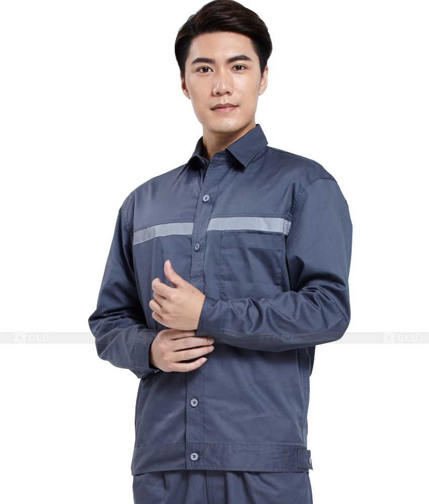 Dong phuc cong nhan GLU CN971
