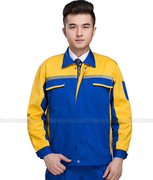 Dong phuc cong nhan GLU CN975 đồng phục công nhân kĩ thuật