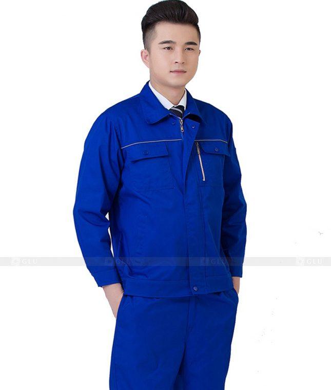 Dong phuc cong nhan GLU CN978 đồng phục công nhân kĩ thuật