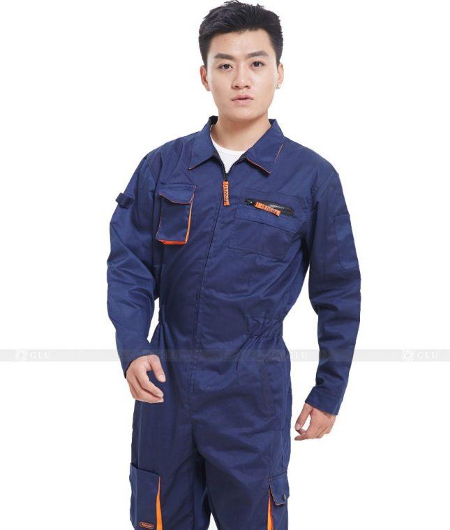 Dong phuc cong nhan GLU CN980 đồng phục công nhân kĩ thuật