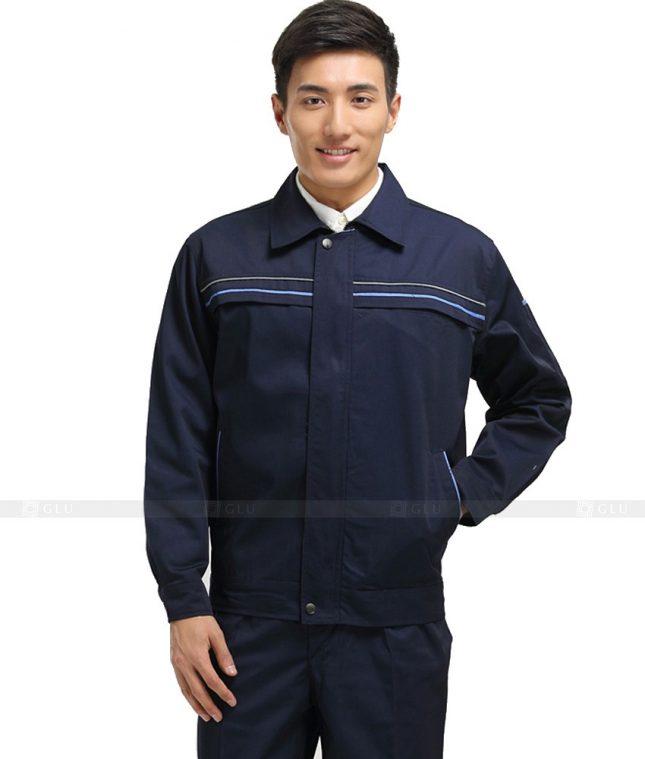 Dong phuc cong nhan GLU CN981 đồng phục công nhân kĩ thuật