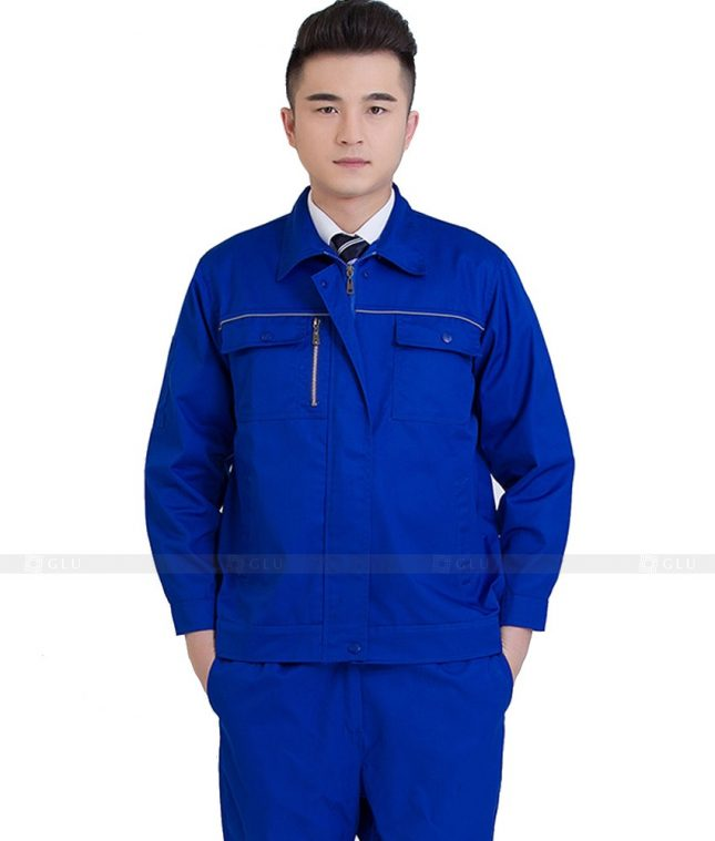 Dong phuc cong nhan GLU CN984 đồng phục công nhân kĩ thuật