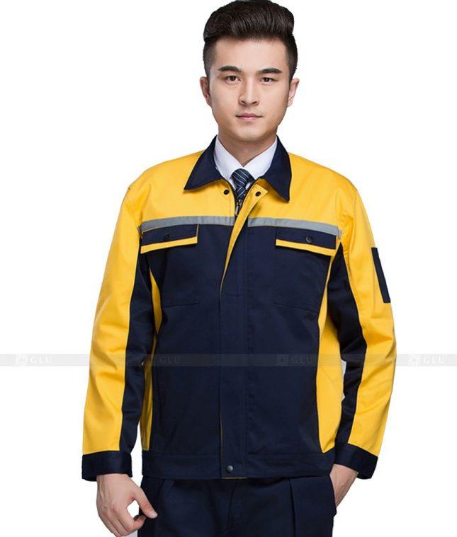 Dong phuc cong nhan GLU CN985 đồng phục công nhân kĩ thuật