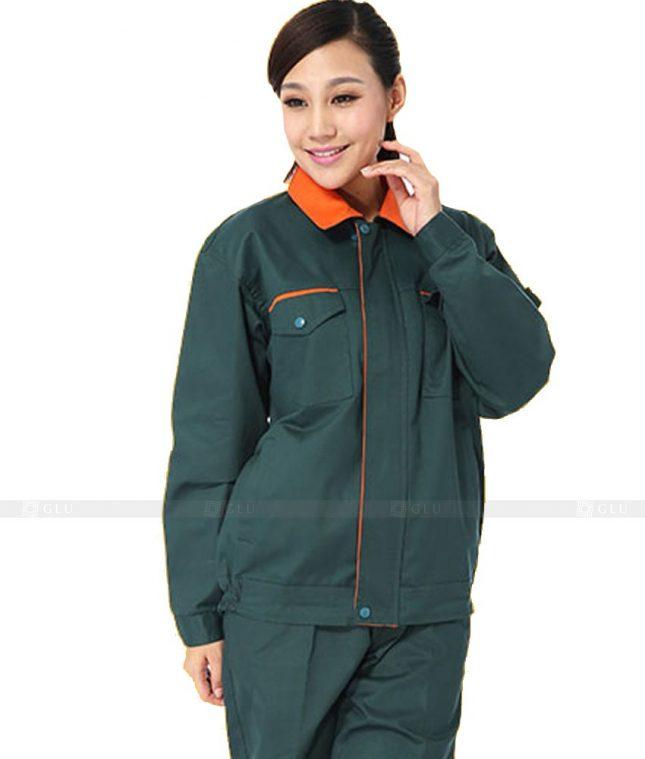 Dong phuc cong nhan GLU CN986 đồng phục công nhân kĩ thuật