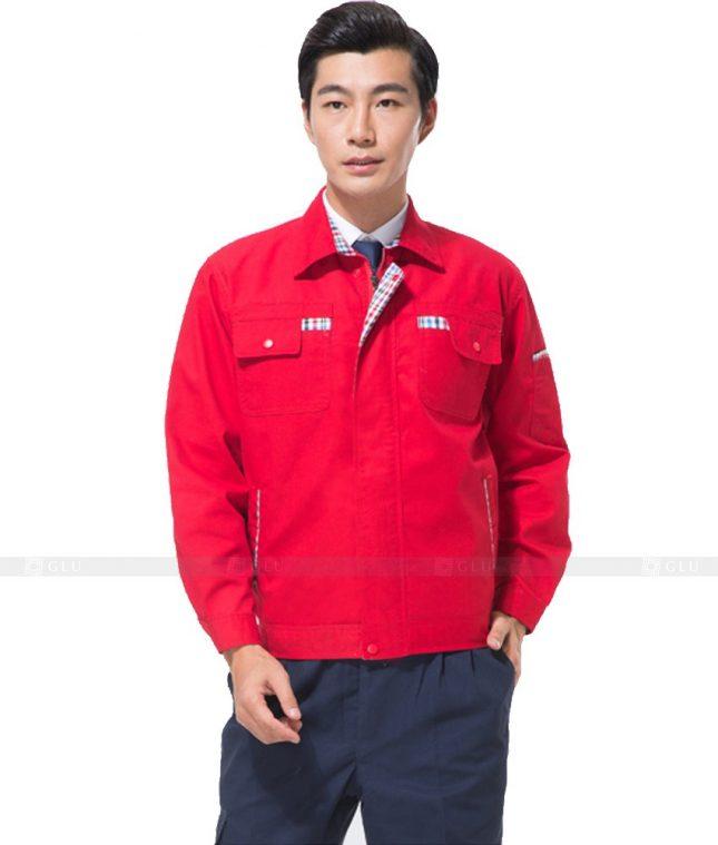 Dong phuc cong nhan GLU CN997 đồng phục công nhân kĩ thuật