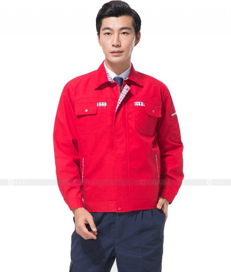 Dong phuc cong nhan GLU CN997