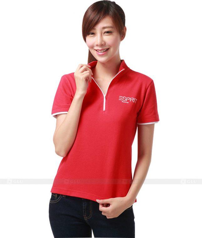 Dong phuc cong ty ao thun ATC100 áo đồng phục công ty đẹp