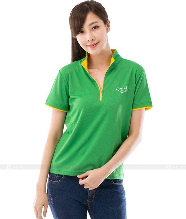 Dong phuc cong ty ao thun ATC112 áo đồng phục công ty đẹp