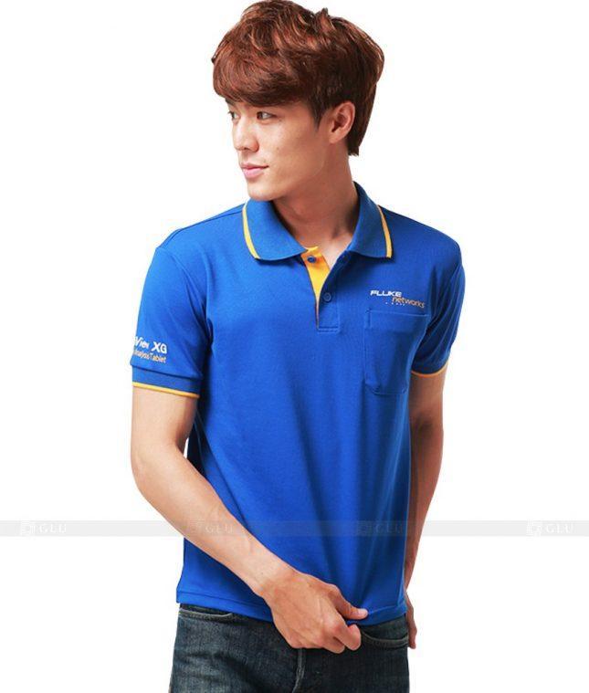 Dong phuc cong ty ao thun ATC116 áo đồng phục công ty đẹp