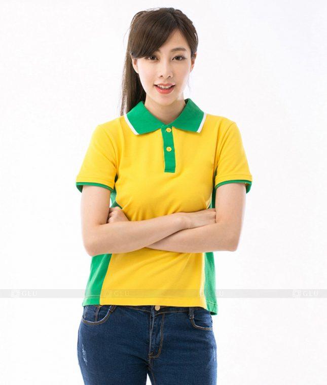 Dong phuc cong ty ao thun ATC124 áo đồng phục công ty đẹp