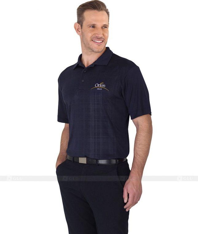 Dong phuc cong ty ao thun ATC132 áo đồng phục công ty đẹp