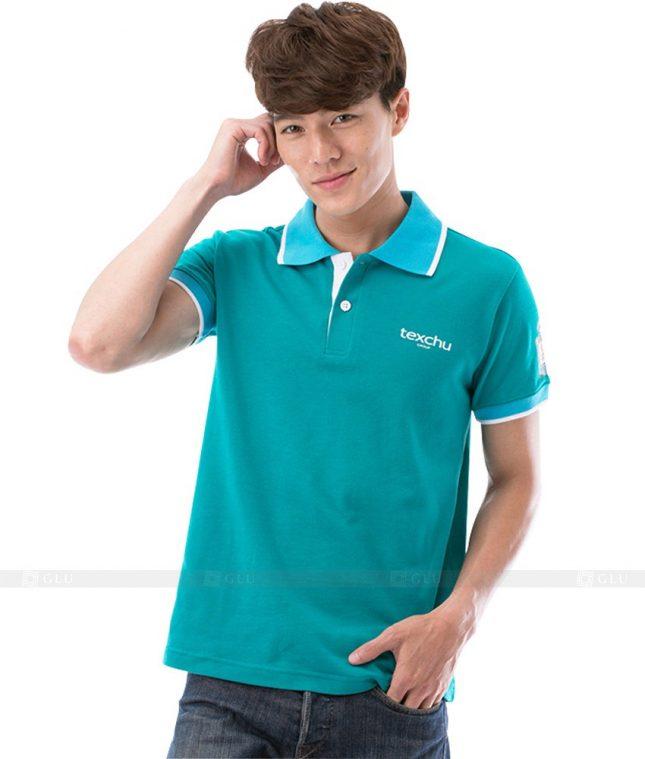 Dong phuc cong ty ao thun ATC133 áo đồng phục công ty đẹp