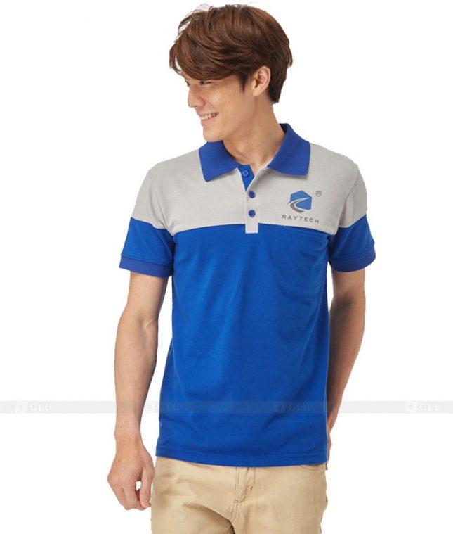 Dong phuc cong ty ao thun ATC134 áo đồng phục công ty đẹp
