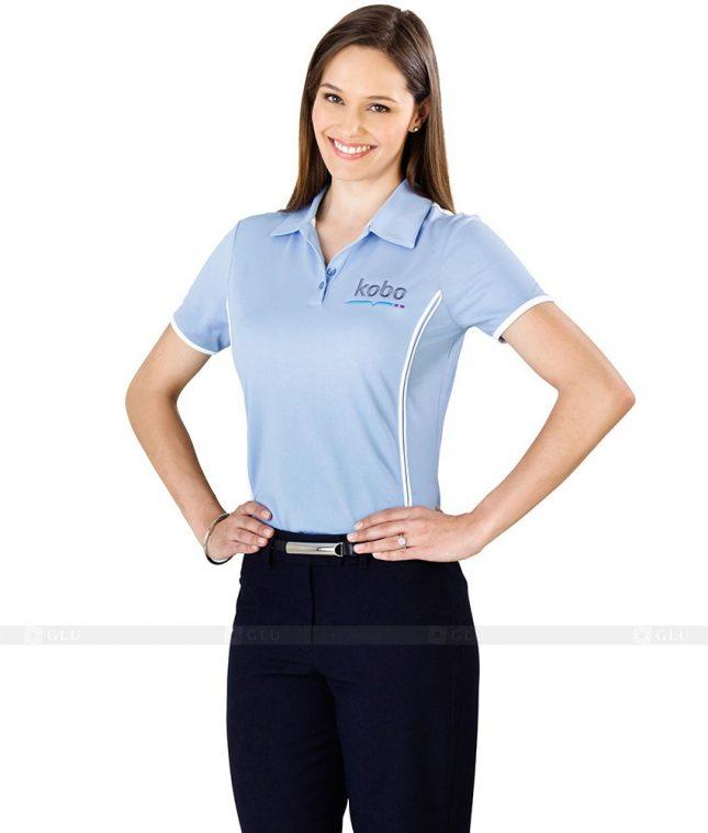 Dong phuc cong ty ao thun ATC136 áo đồng phục công ty đẹp