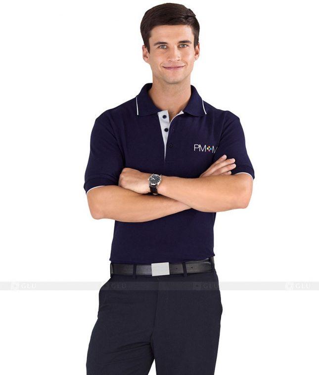 Dong phuc cong ty ao thun ATC138 áo đồng phục công ty đẹp