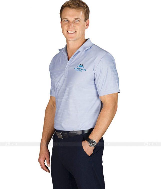 Dong phuc cong ty ao thun ATC144 áo đồng phục công ty đẹp