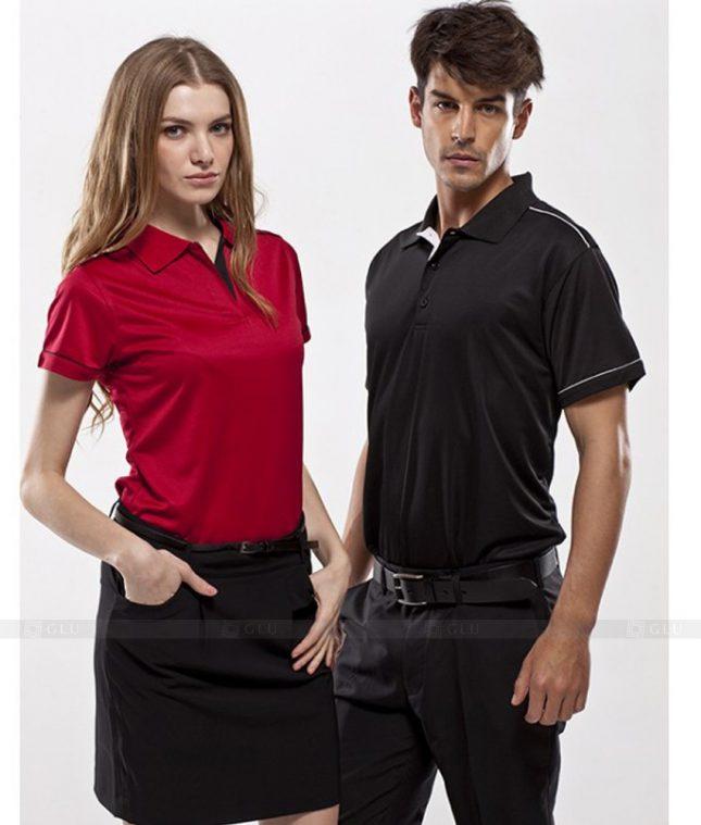 Dong phuc cong ty ao thun ATC51 áo đồng phục công ty đẹp