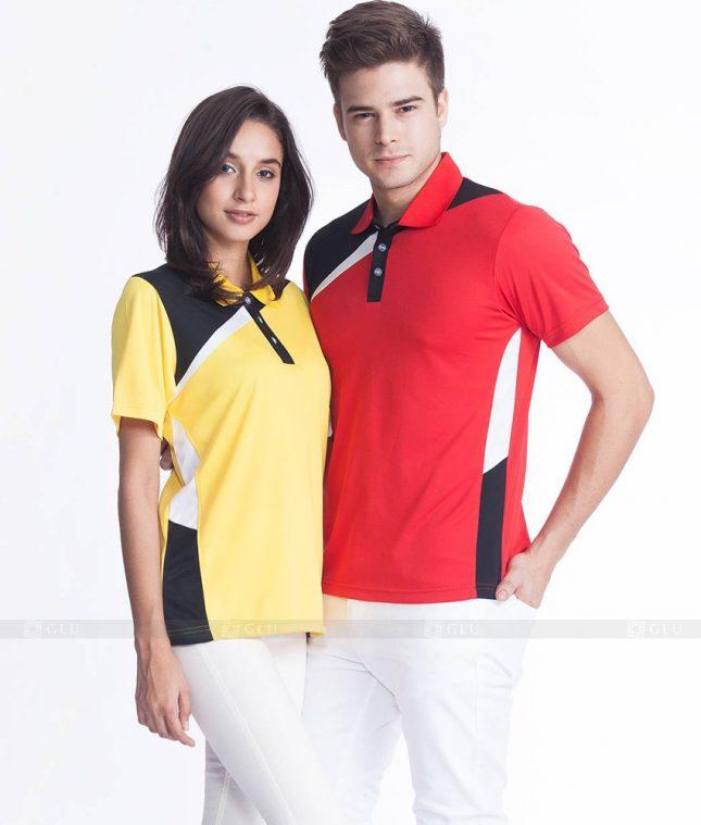 Dong phuc cong ty ao thun ATC56 áo đồng phục công ty đẹp