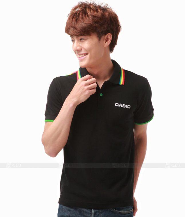 Dong phuc cong ty ao thun ATC93 áo đồng phục công ty đẹp