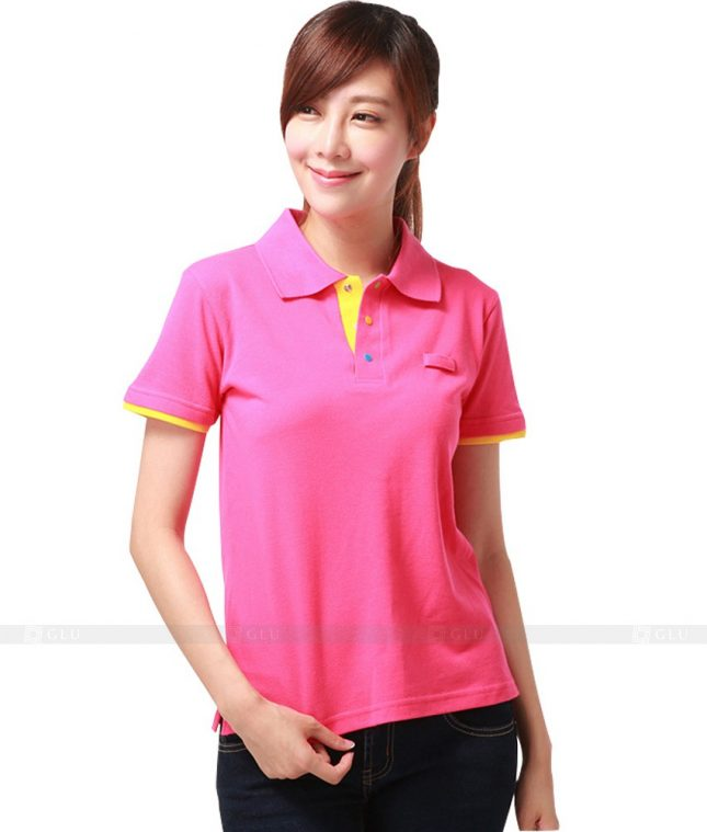 Dong phuc cong ty ao thun ATC95 áo đồng phục công ty đẹp