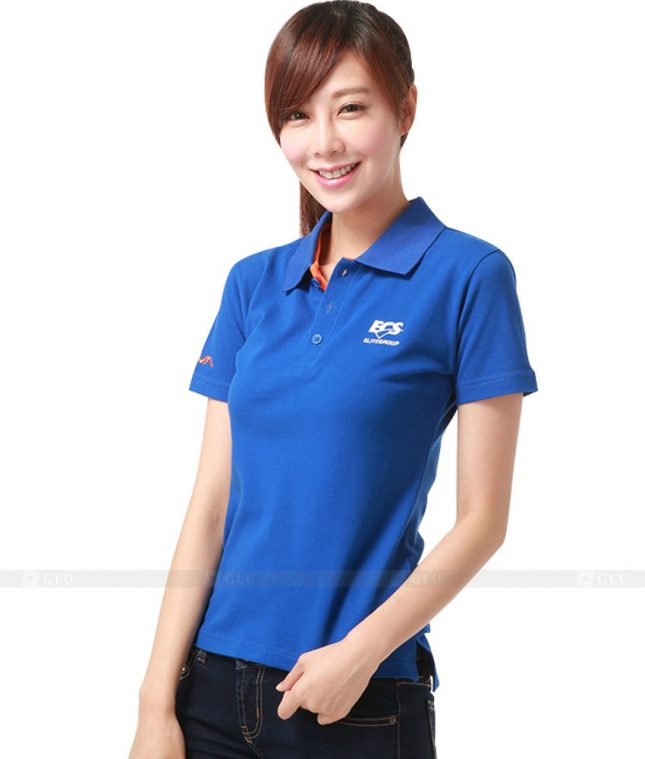 Dong phuc cong ty ao thun ATC96 áo đồng phục công ty đẹp