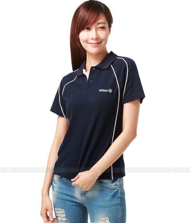 Dong phuc cong ty ao thun ATC98 áo đồng phục công ty đẹp