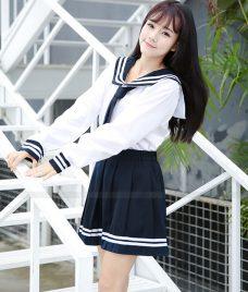 Dong phuc hoc sinh GLU 105 Đồng Phục Học Sinh