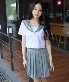 Dong phuc hoc sinh GLU 113 Đồng Phục Học Sinh